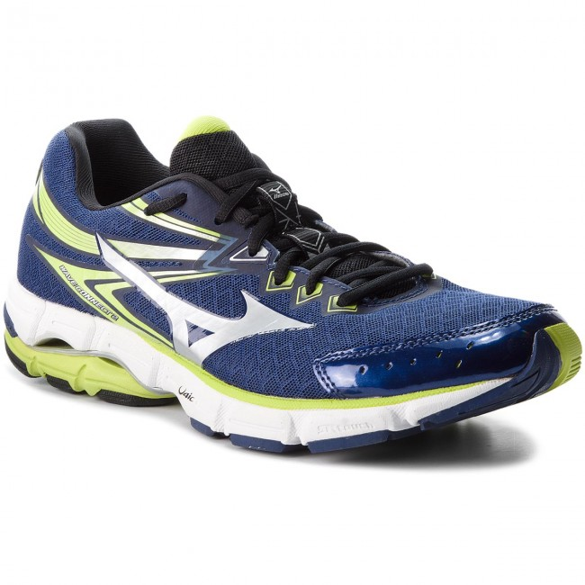 Schuhe MIZUNO-Wave Connect 2 J1GC154805 Dunkelblau
