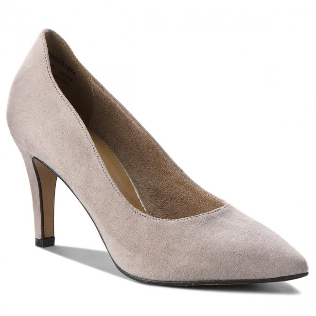 High Heels TAMARIS                                                    1-22434-21 Light Grey 254