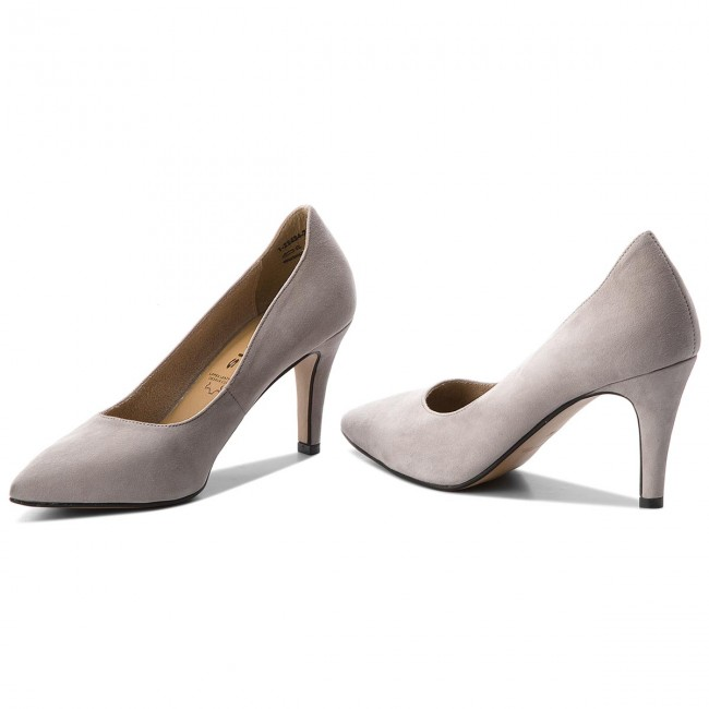 High Heels TAMARIS                                                      1-22434-21 Light Grau 254 e5c2ef