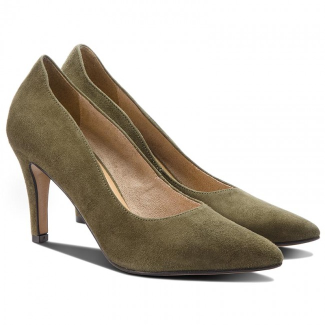 High Heels TAMARIS                                                      1-22434-21 Olive 722 910461