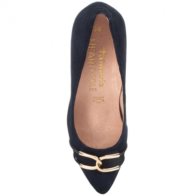 High Heels TAMARIS                                                      1-22442-21 Navy 86eba0