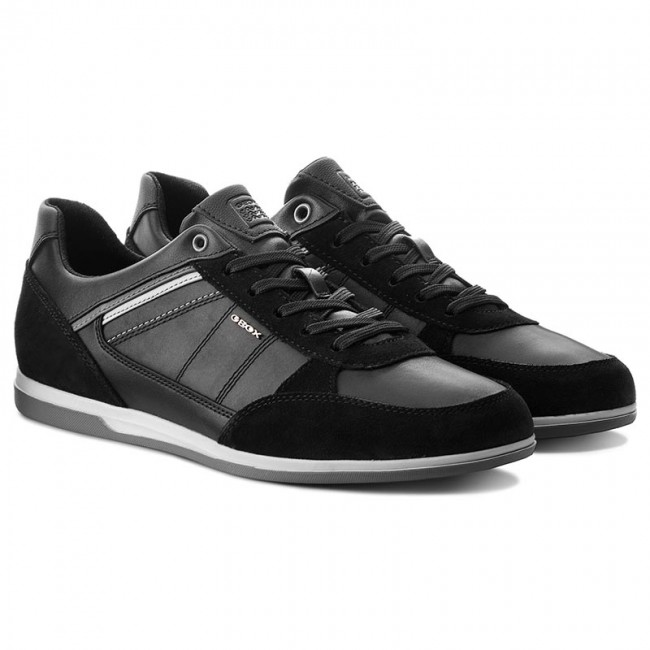 Sneakers GEOX-U Renan B U824GB Black 0CL22 C9999 Black U824GB db2b26