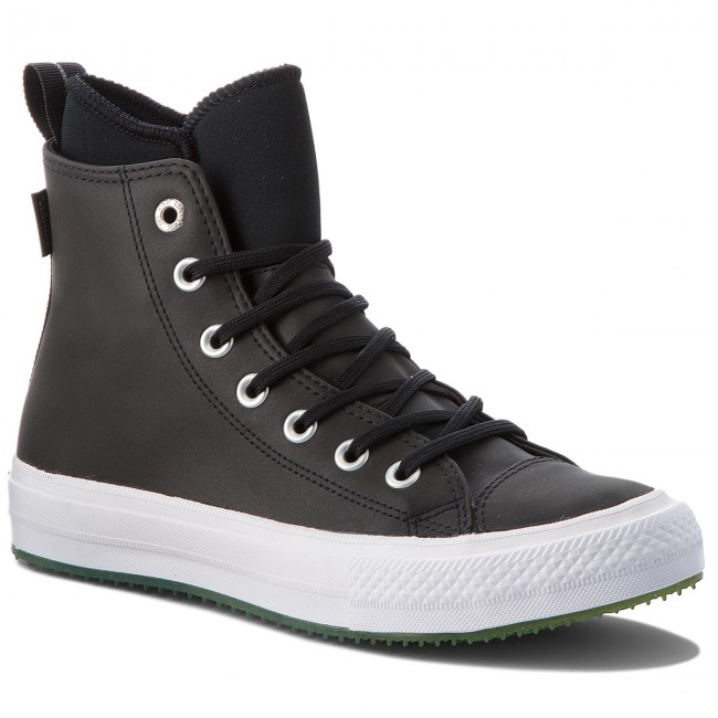 Sneakers Boot CONVERSE-Ctas Wp Boot Sneakers Hi 158839C schwarz/Light Aqua/Weiß 363ca1
