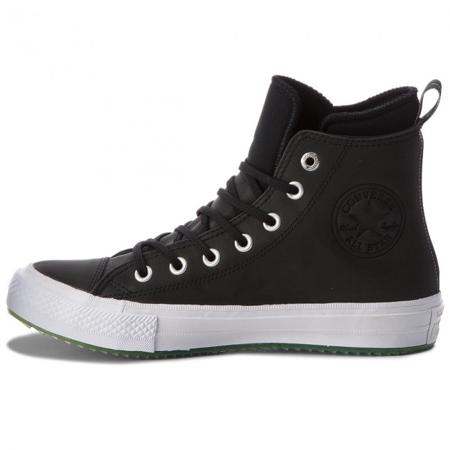 Sneakers Boot CONVERSE-Ctas Wp Boot Sneakers Hi 158839C schwarz/Light Aqua/Weiß 67cb4d