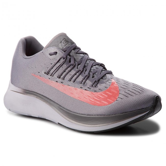 Schuhe NIKE-Zoom Fly 880848 004 Gunsmoke/Bright Crimson
