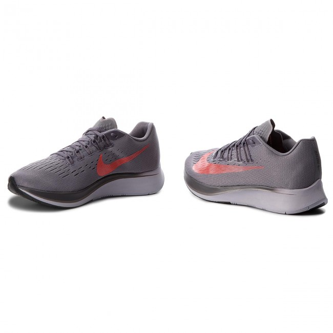 Schuhe NIKE-Zoom Fly 004 880848 004 Fly Gunsmoke/Bright Crimson 6735a9