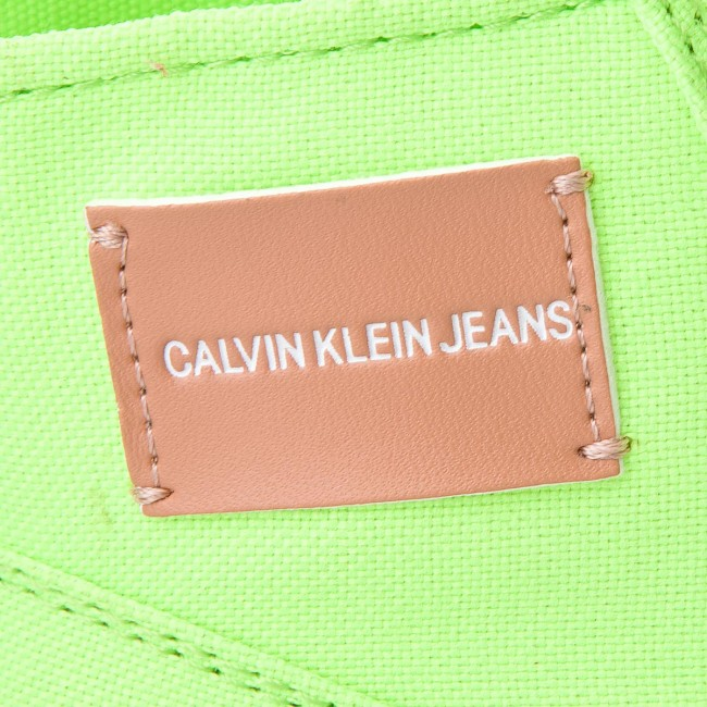 Sportschuhe CALVIN KLEIN JEANS       JEANS                                               Briony R0785 Chemical Yellow b8b6a6