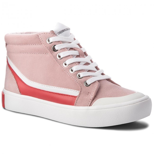 Sneakers CALVIN KLEIN JEANS                                                      Doris R0797 Chintz Rose/Weiß/To c05d47