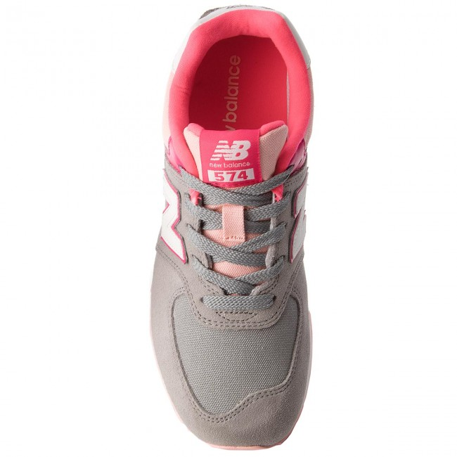 Sneakers NEW BALANCE                                                      GC574HB Szary ca004f