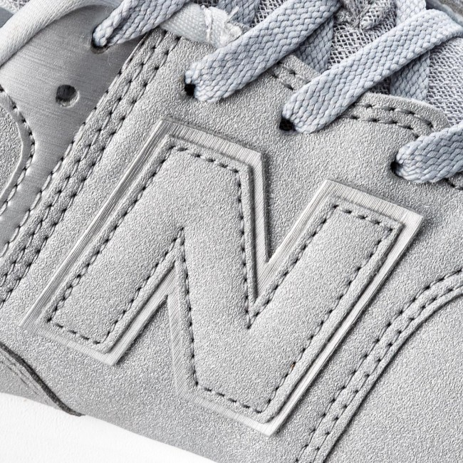 Sneakers NEW BALANCE                                                      GC574KS Silber 7038bc