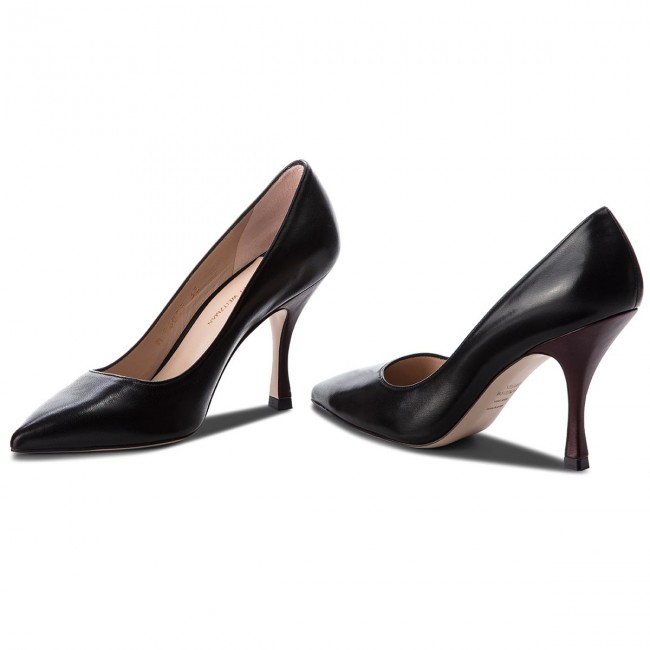 High  Heels STUART WEITZMAN   High                                                  Tippi 95 YL96059 Nero Mixed Remis 64cdc0
