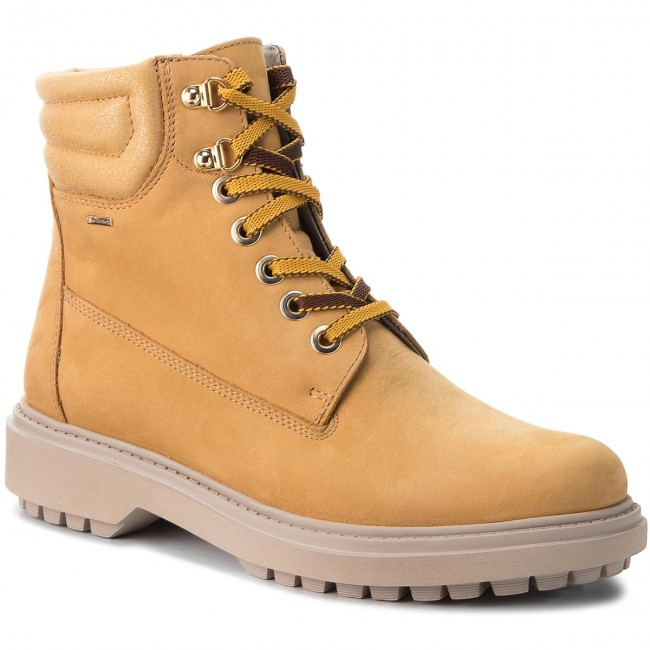 Trapperschuhe GEOX A Asheely Np Abx C D84AYC 00032 C5046 Biscuit