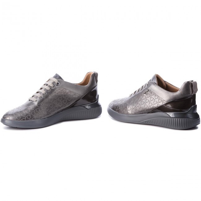 Sneakers GEOX       GEOX                                               D Theragon C D828SC 0NFHI C1115 Graphite 0cc2c0