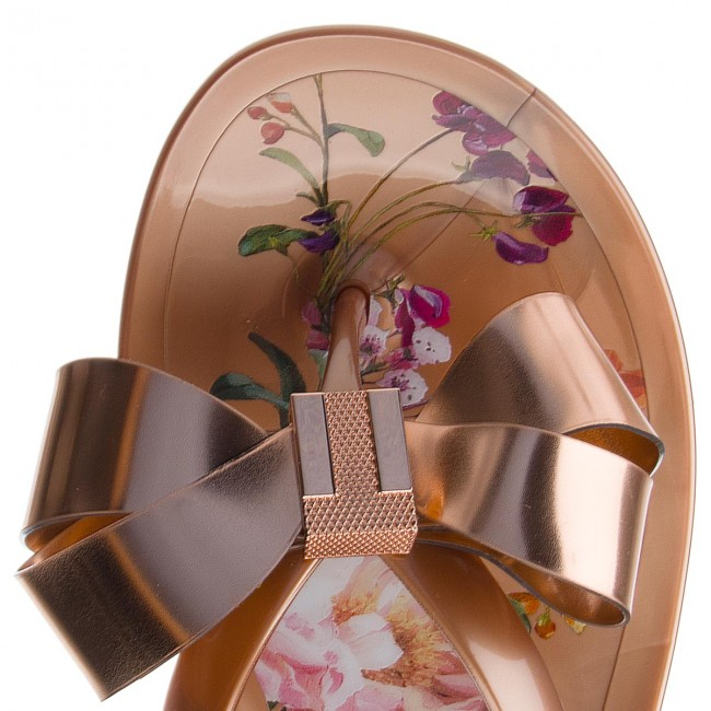 Zehentrenner TED BAKER                                                      Susziep 9-17535 Serenity/Rose Gold 4229e3