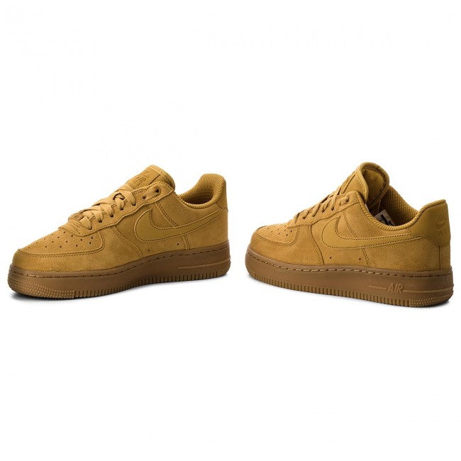 Schuhe NIKE-Air Force Se 1 '07 Se Force 896184 700 Mineral Yellow/Mineral Yellow Werbe Schuhe e91414