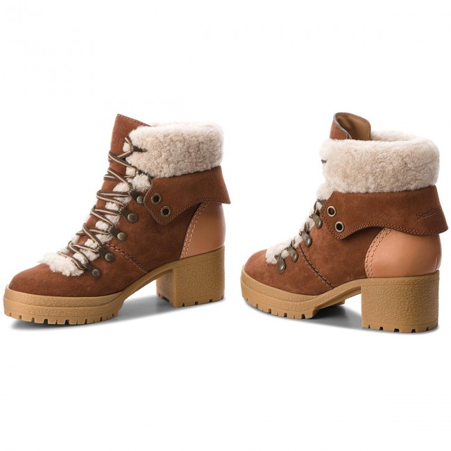 Stiefeletten SEE BY CHLOÉ                                                      SB31121A Crosta 505 Cola/Natural Calf 0d32c3