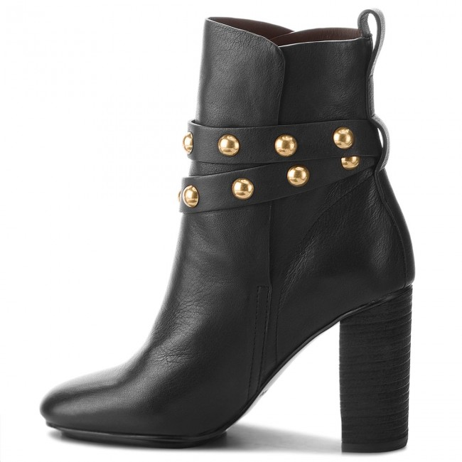 Stiefeletten SEE BY CHLOé                                                      SB31146A  Velvet Calf 999 Nero 305d40
