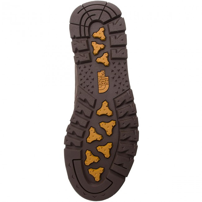 Trekkingschuhe Leder THE NORTH FACE-Back-To-Berkeley ROTux Leder Trekkingschuhe T0CDL05SH Chocolate Braun/Golden Braun 913bf8