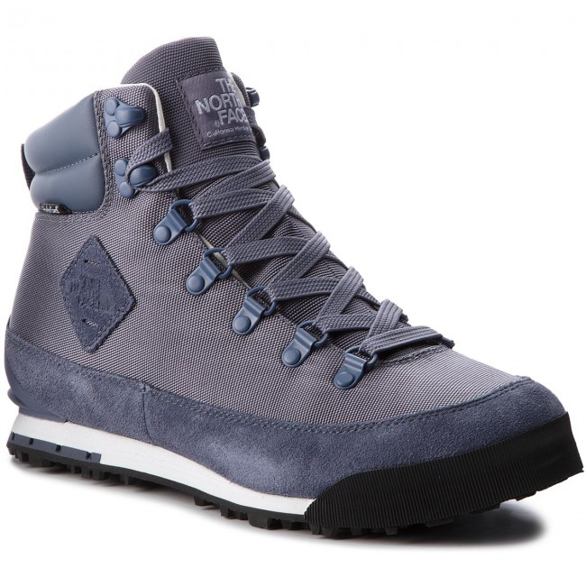 Trekkingschuhe THE NORTH FACE-Back-To-Berkeley Nl T0CKK45SJ Grisaille Grey/Tnf White