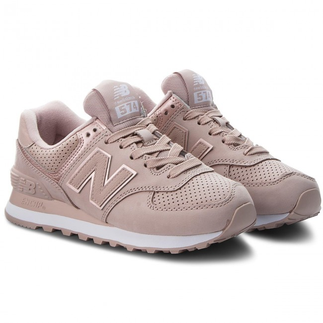 Sneakers NEW BALANCE                                                      WL574NBM Rosa bb349d