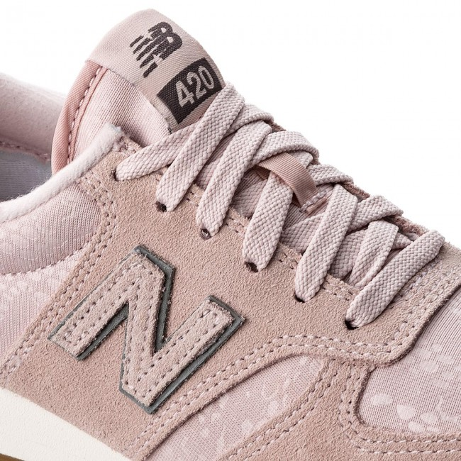 Sneakers NEW BALANCE WL420PGP Rosa Hohe Qualität