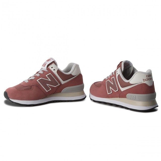 Sneakers Sneakers Sneakers NEW BALANCE  WL574CRC Rosa e65cef