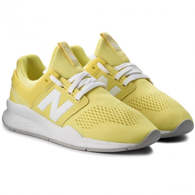 Sneakers NEW  BALANCE     NEW                                                WS247UG Gelb e1d835
