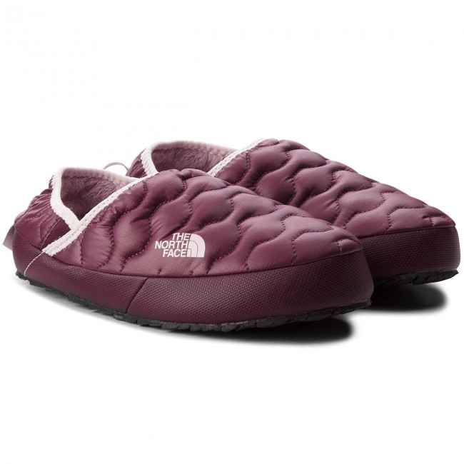 Hausschuhe  THE NORTH FACE   Hausschuhe                                                  Thermoball Traction Mule IV T9331F5UF Shiny Fig/Burnished Lilac a62f38