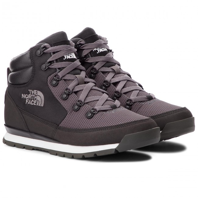 Trekkingschuhe THE NORTH Remtlz FACE-Back To Berkeley ROTux Remtlz NORTH Mesh NF0A3RE95QT schwarzened Pearl/Tnf schwarz 487611