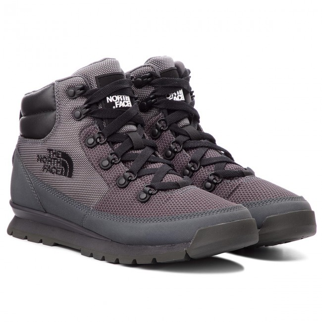 Trekkingschuhe THE NORTH FACE  Back To Mesh Berkeley Redux  Remtlz Mesh To T93RRW5QT Blackened Pearl/Tnf Black e374f5