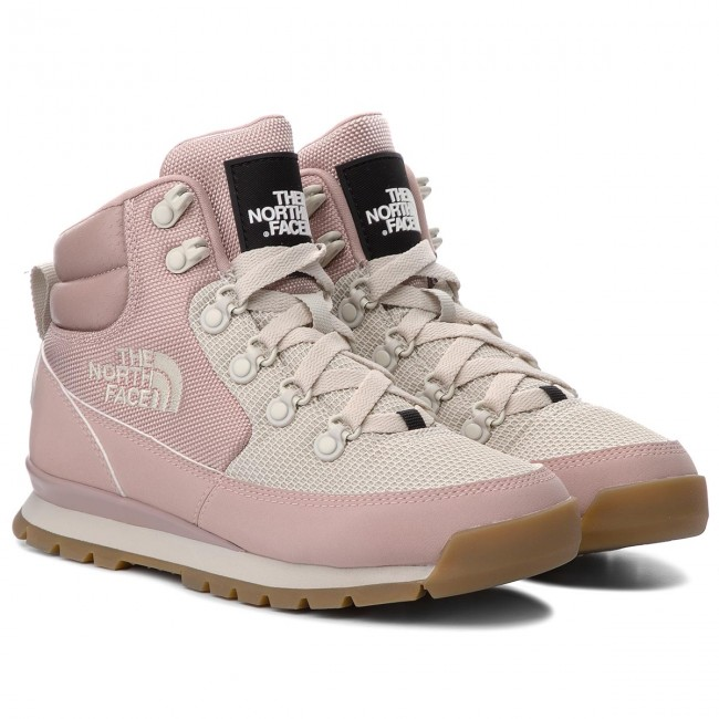 Trekkingschuhe THE NORTH FACE                                                      Back-To-Berkeley ROTux Remtlz Mesh T93RRW8MW  Misty Rose/Vintage Weiß 2bf230