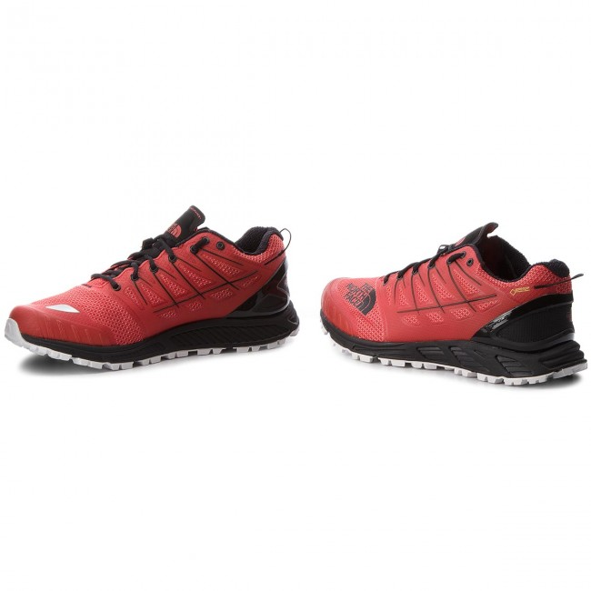 Schuhe THE NORTH FACE-Ultra Endurance II ROT/Tnf Gtx GORE-TEX T93FXSWU5 Fiery ROT/Tnf II schwarz 3e3a7b