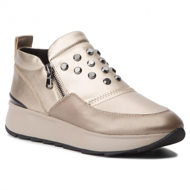 Sneakers GEOX                                                      D Gendry A D745TA 0BVNF CB500 Champagne 72cf86