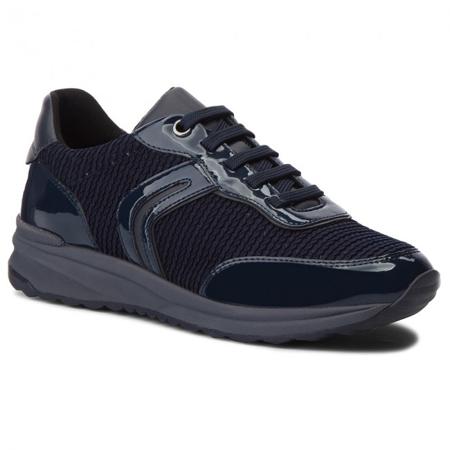 Sneakers GEOX D Airell A D842SA 0ASHH C4002 Navy