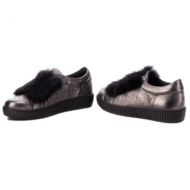 Sneakers SOLO FEMME                                                      95204-11-I28/000-03-00 Antracyt 3eab86
