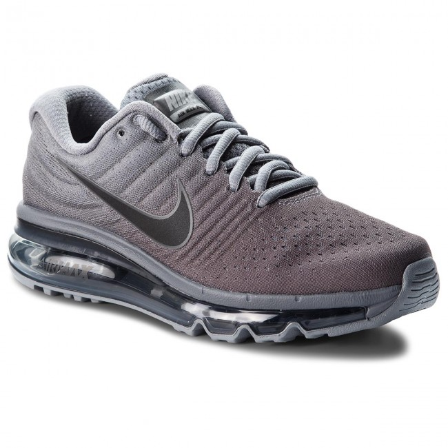 Schuhe NIKE Air Max 2017 (Gs) 851622 005 Cool Grey/Anthracite/Dark Grey