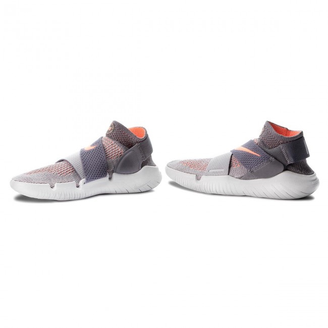 Schuhe NIKE                                                      Free Rn Motion Fk 2018 942841 003 Atmosphere Grau/Crimson Pulse a55e41