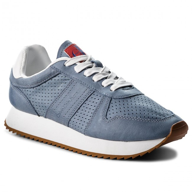 Sneakers CALVIN KLEIN JEANS Cora R8823 Light Blue