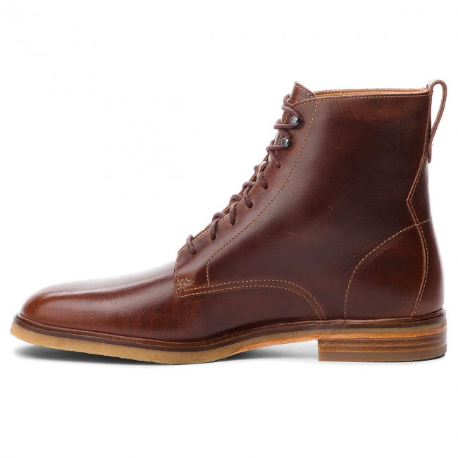 Stiefel CLARKS-Clarkdale Rich Rich CLARKS-Clarkdale 261362677  Mahogany d3112f