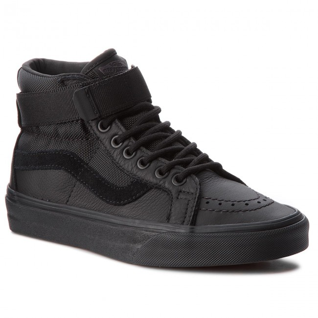 Sneakers VANS-Sk8-Hi Reissue VN0A3QY2UB4 (Leather) Ballistic/Black