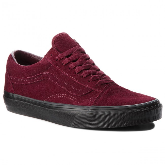 Turnschuhe VANS-Old Skool Outsole) VN0A38G1UA4 (schwarz Outsole) Skool Port Roya 8c2476