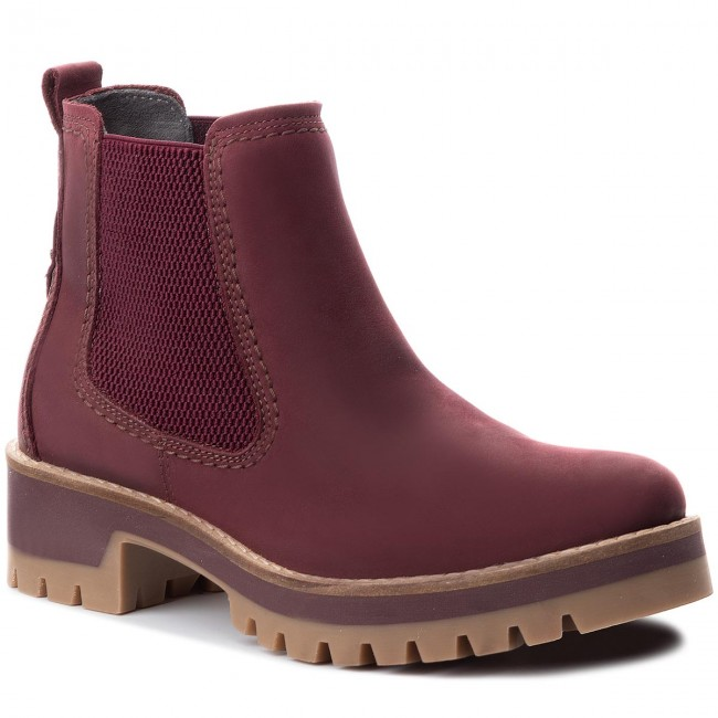 Stiefeletten CAMEL ACTIVE Diamond 891.72.02 Oxblood