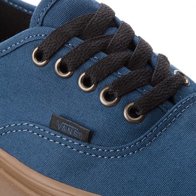 Turnschuhe VANS                                                    Authentic VN0A38EMU4C (Gum Outsole) Dark Denim