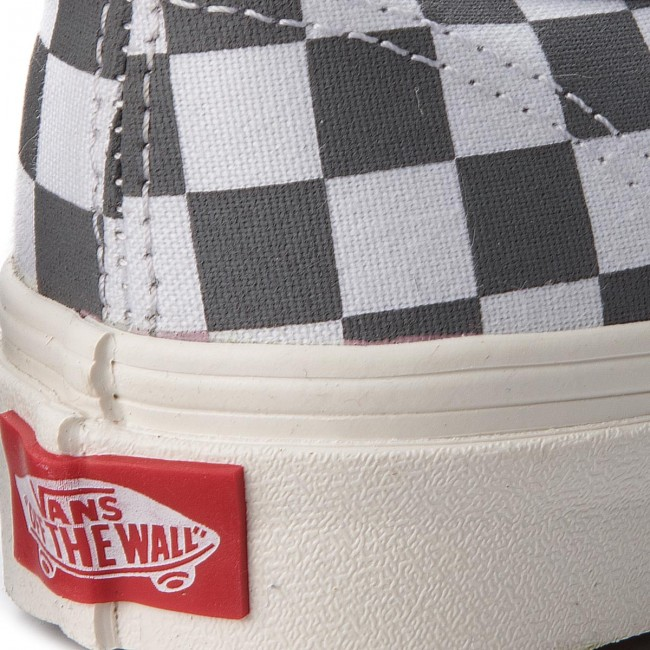 Turnschuhe VANS                                                    Authentic VN0A38EMU531 (Checkerboard) Pewter/Mar