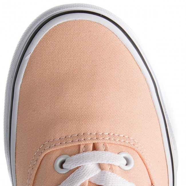 Turnschuhe VANS                                                    Authentic VN0A38EMU5Y Bleached Apricot/True Whi