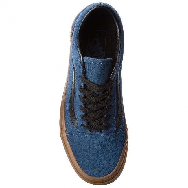 Turnschuhe VANS Old Skool VN0A38G1U4C (Gum Outsole) Dark Denim