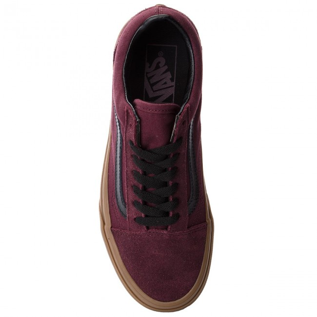 Turnschuhe VANS Old Skool VN0A38G1U5A (Gum Outsole) Catawba Gra