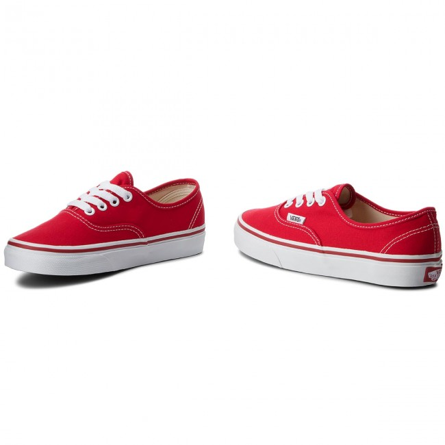 Turnschuhe VANS                                                      Authentic VN000EE3ROT ROT 350ec3