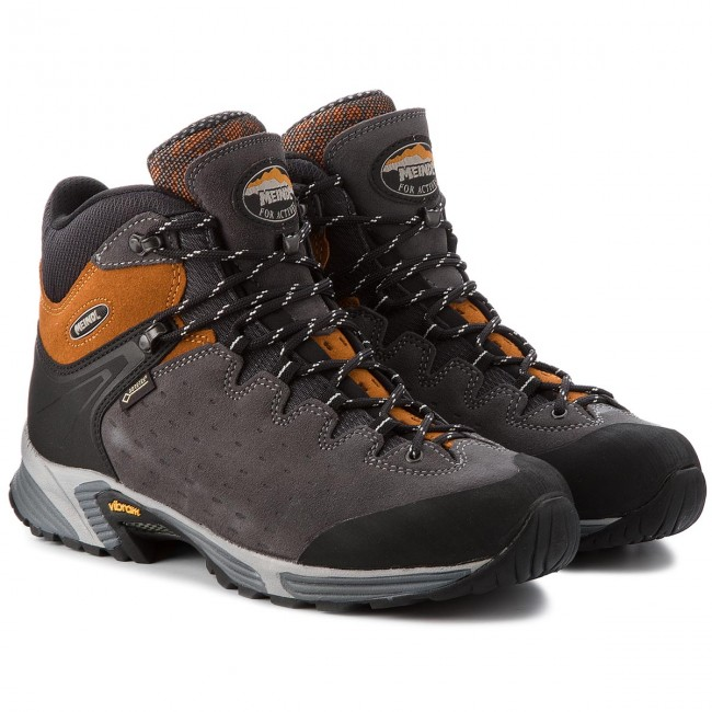 Trekkingschuhe MEINDL-Air MEINDL-Air MEINDL-Air Revolution 1.7 GORE-TEX 3932 Anthrazit/Orange 31 7b1c48
