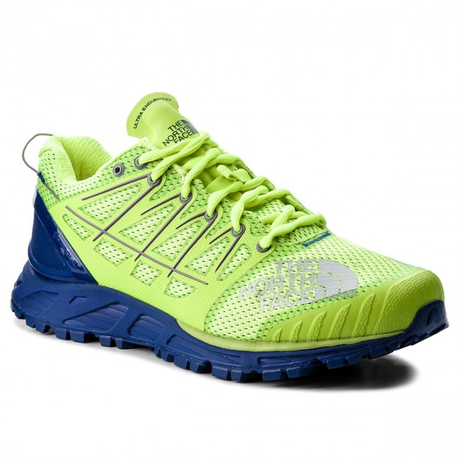Schuhe THE NORTH FACE-Ultra Endurance II T939IE4EL Dayglo Yellow/Brit Blue